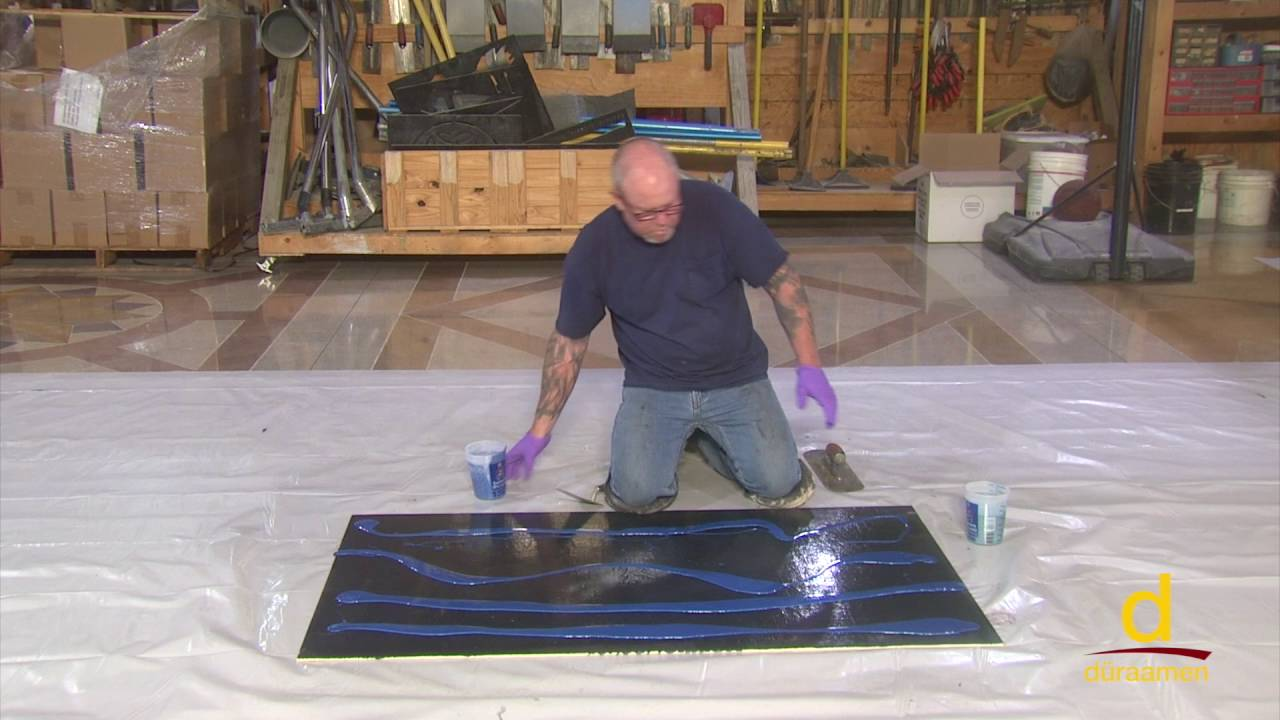Metallic Epoxy Coatings for Office Spaces, Art Galleries & Clothing Stores