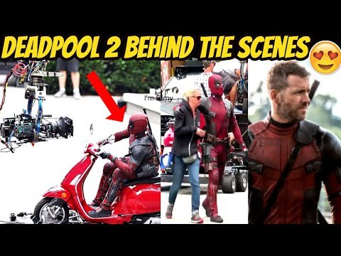 Thumbnail: Deadpool 2 Behind the Scenes Ft. Domino - I'm Filmy Exclusive - 2017