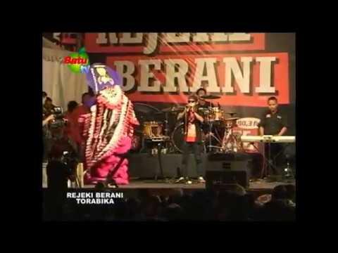 Singo Barong The Rosta Live Kota Batu - Malang 2016