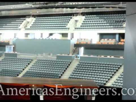 Ford Center, Evansville, IN, Americas Engineers, Inc.
