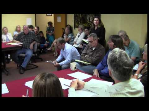 MCH Mineral County Hospital Board Meeting August 2013 Part One of Four