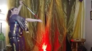 Oriana Bellydance -El Saeed Ya Dawla by  Hakim
