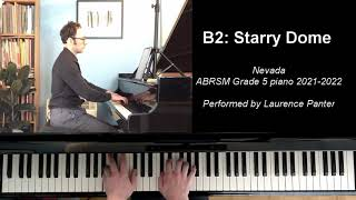 B:2 Starry Dome (ABRSM Grade 5 piano 2021-2022)