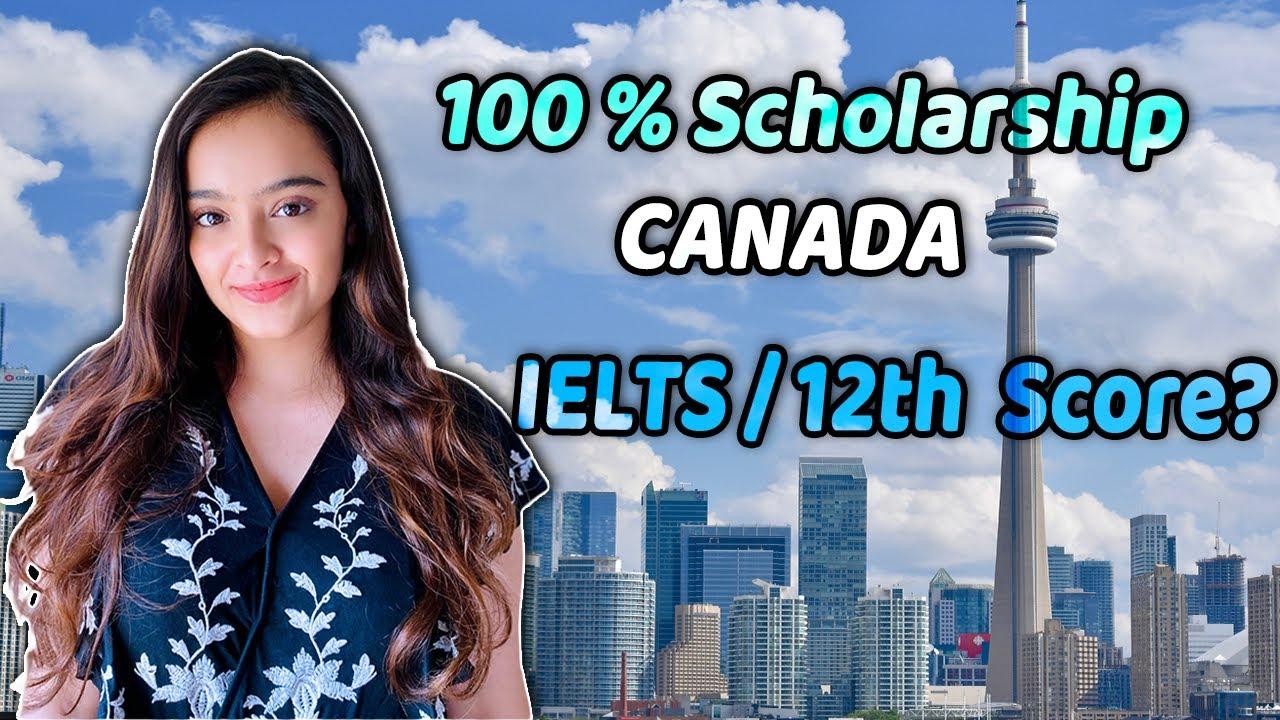 Meet 100% Scholar in Canada! UToronto: IELTS / Extracurriculars?