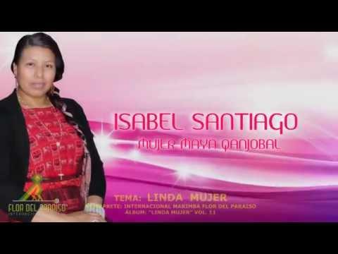 LINDA MUJER, INTERNACIONAL MARIMBA FLOR DEL PARAISO VOL 11