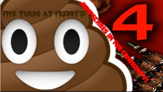 LBP3 Fun in the Community episode 9 - Five Turds at Freddy