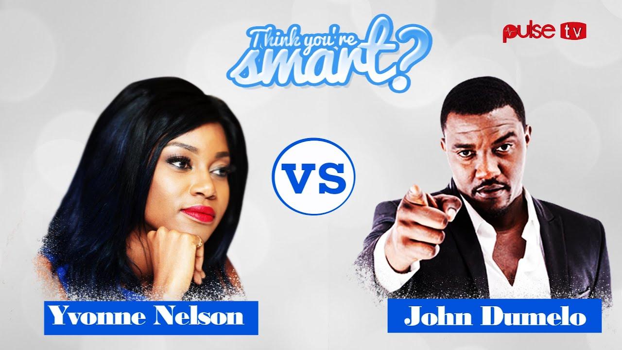 Download Season 1, Episode 9 - Yvonne Nelson vs John Dumelo | Think You're Smart
