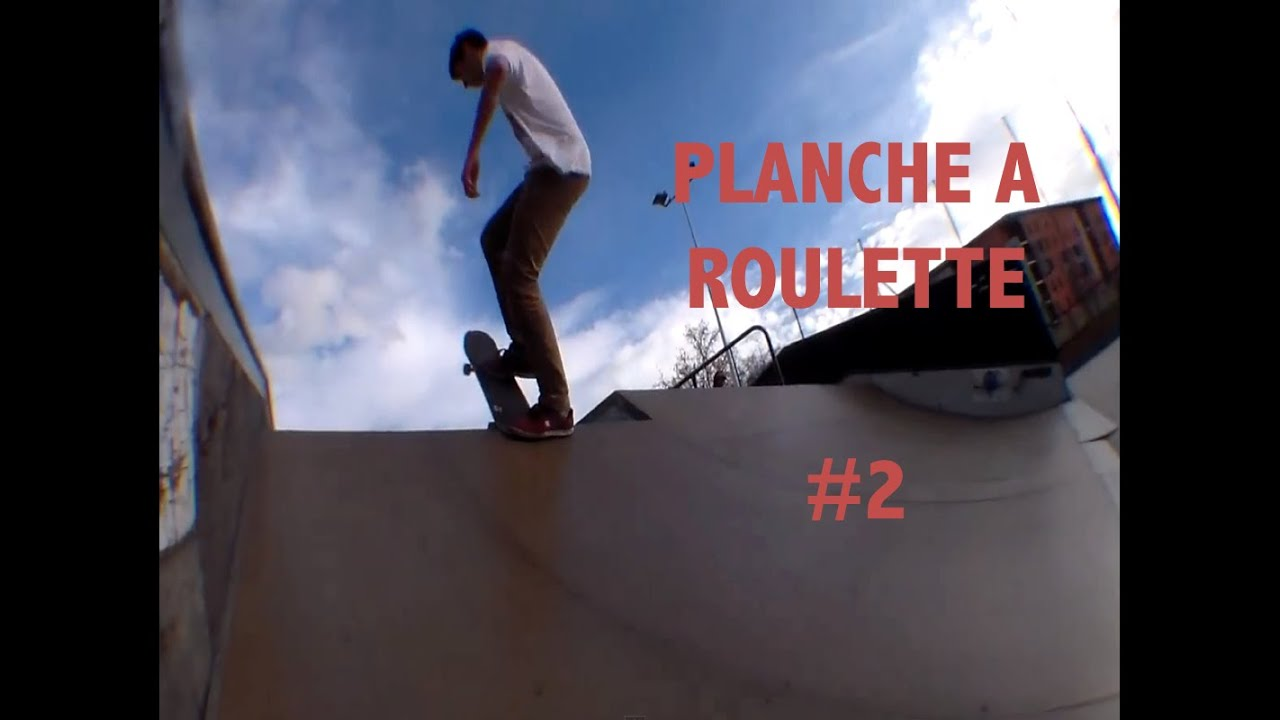 Planche a roulette translation