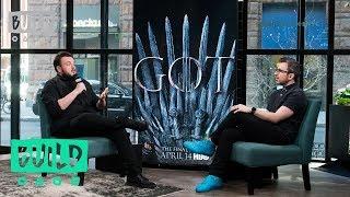 "John Bradley On The Last Season Of The HBO Show, ""Game of Thrones"""