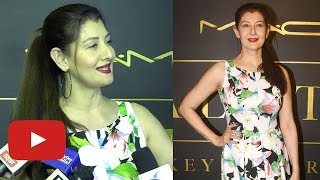 Salman Khan Ex Sangeeta Bijlani's Hot Look At Mickey Contractor Party