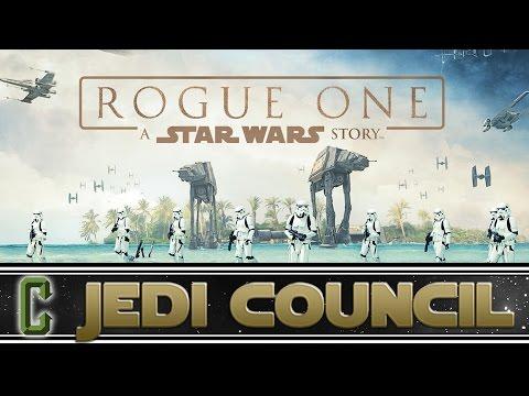 Rogue One Breakdown (Spoilers) - Collider Jedi Council