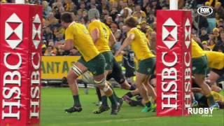 All Blacks get record win on Australian soil