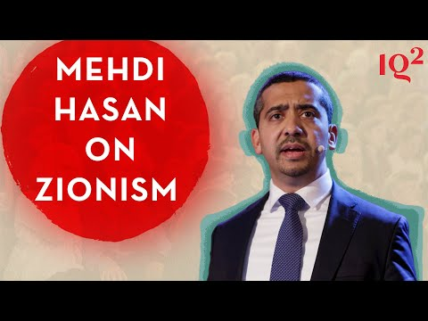 Mehdi Hasan: Anti-Zionism Is Not Anti-Semitism
