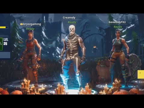 when fortnite was actually fun..