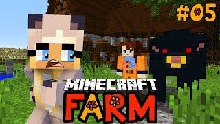 EINRBRUCH GEHT SCHIEF... EXTREM! ✿ Minecraft FARM #05 [Deutsch/HD]