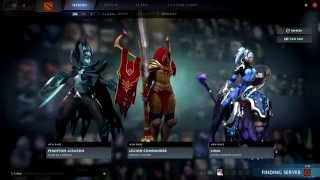 Dota 2 Reborn: The Beta Begins.  Перерождение