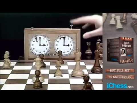 Classic Grandmaster Blitz Chess Strategy! - Grandmaster Magazine