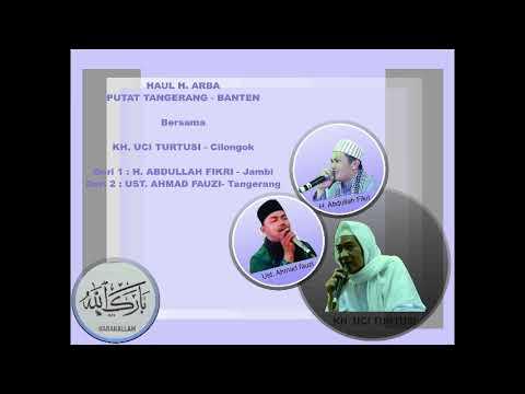 QORI UST.  Ahmad Fauzi  Tangerang