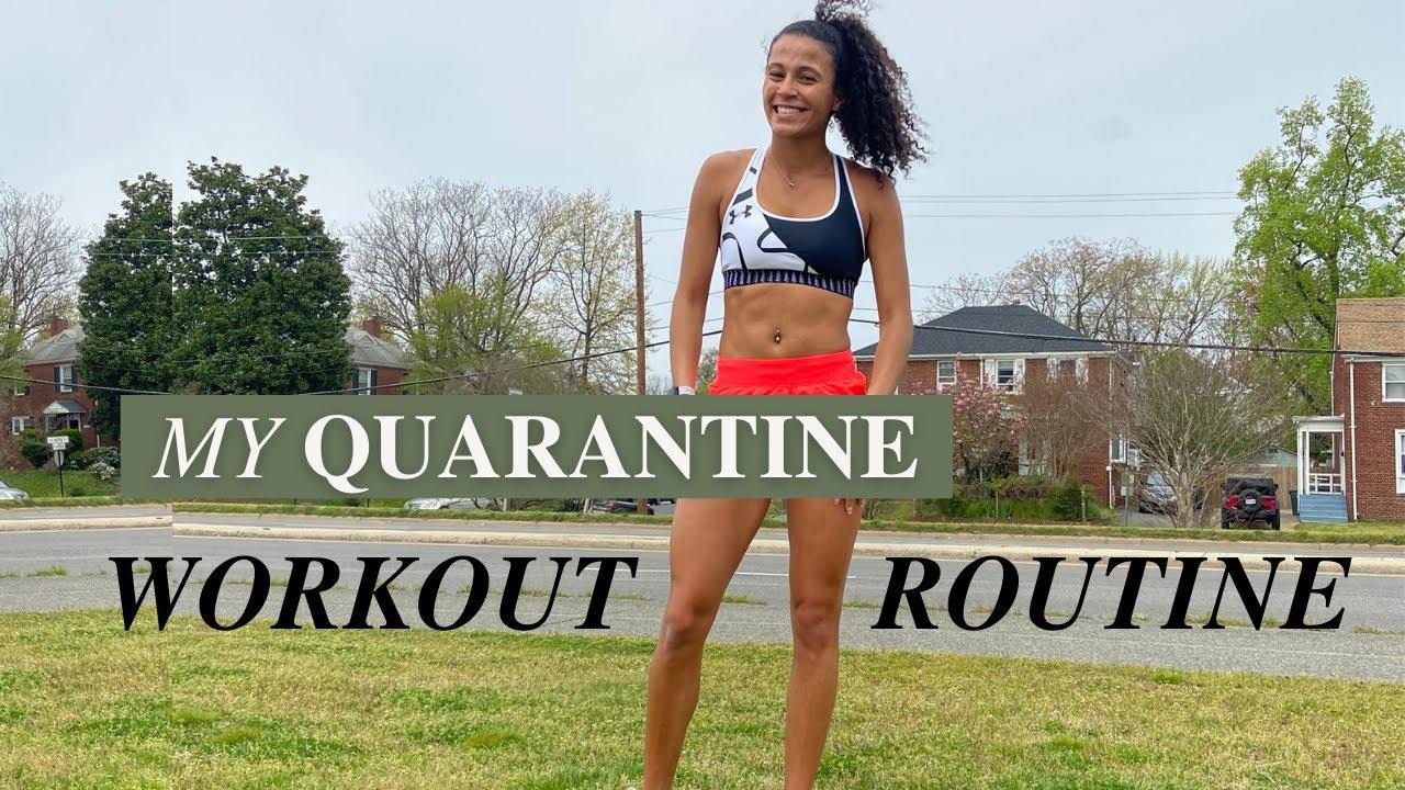 Quarantine Workout Routine