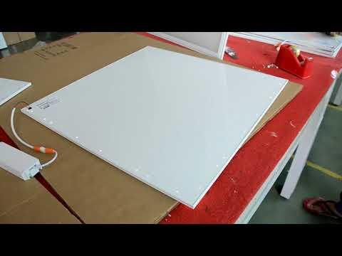 LED Panel light making process
