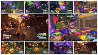 Plants vs zombies 2 juego  gameplay Loretoni