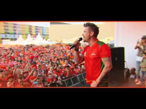 Jan Smit - Officiële videoclip - Nederland Wordt Kampioen!