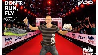 Mein Frankfurt Marathon in 10min - das Beste kommt zum Schluss...