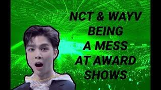 Download lagu nct being a mess at award shows