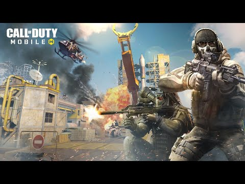 Rala ralando o Tchan ▶ Call of Duty Mobile