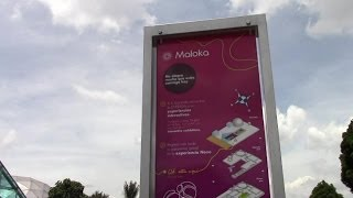 BOGOTA visite de la MALOKA