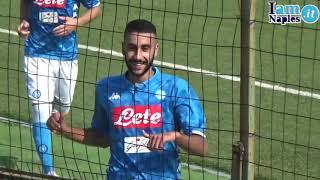 Nella sesta giornata del campionato Under 17 2018/19 il Napoli si i...