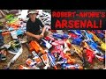 Robert-Andre's Arsenal!