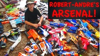 Robert-Andre's Arsenal! thumbnail