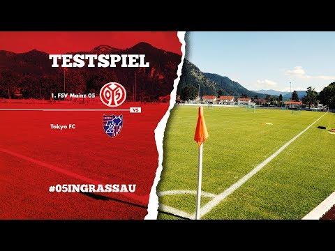 LIVE: Testspiel | 1. FSV Mainz 05 - Tokyo FC | 05er.tv