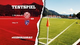 Mainz 05 vs FC Tokyo full match