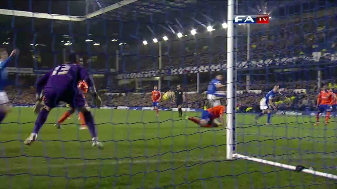 Everton 3-1 Oldham Atheltic official highlights and goals, FA Cup Fifth Round | FATV