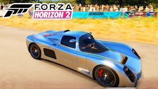 Forza Horizon 2: ULTIMA GTR O CARRO MAIS RÁPIDO DO JOGO!!! #45