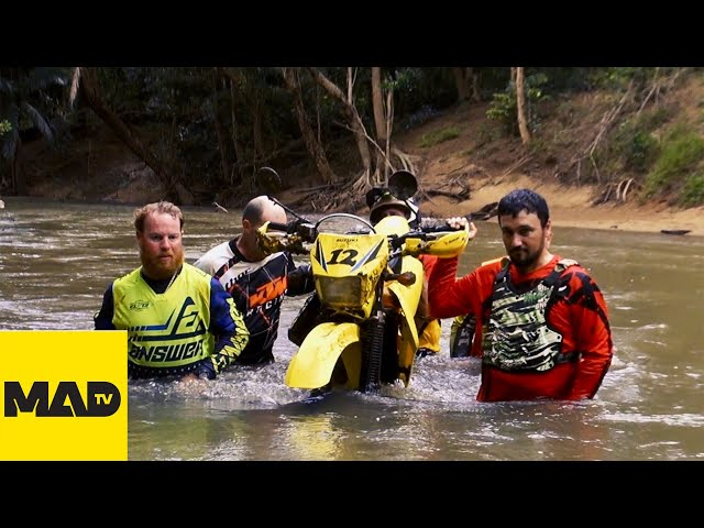 Motorcycle Adventure Cape York