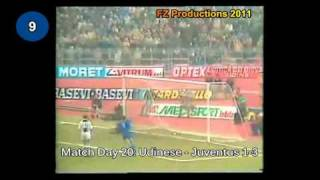 Italian Serie A Top Scorers: 1979-1980 Roberto Bettega (Juventus) 16 goals