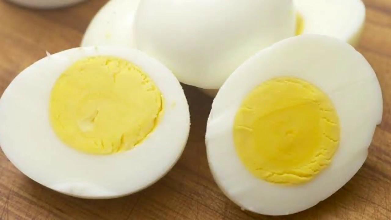 Mitos Hanya putih telur yang sehat
