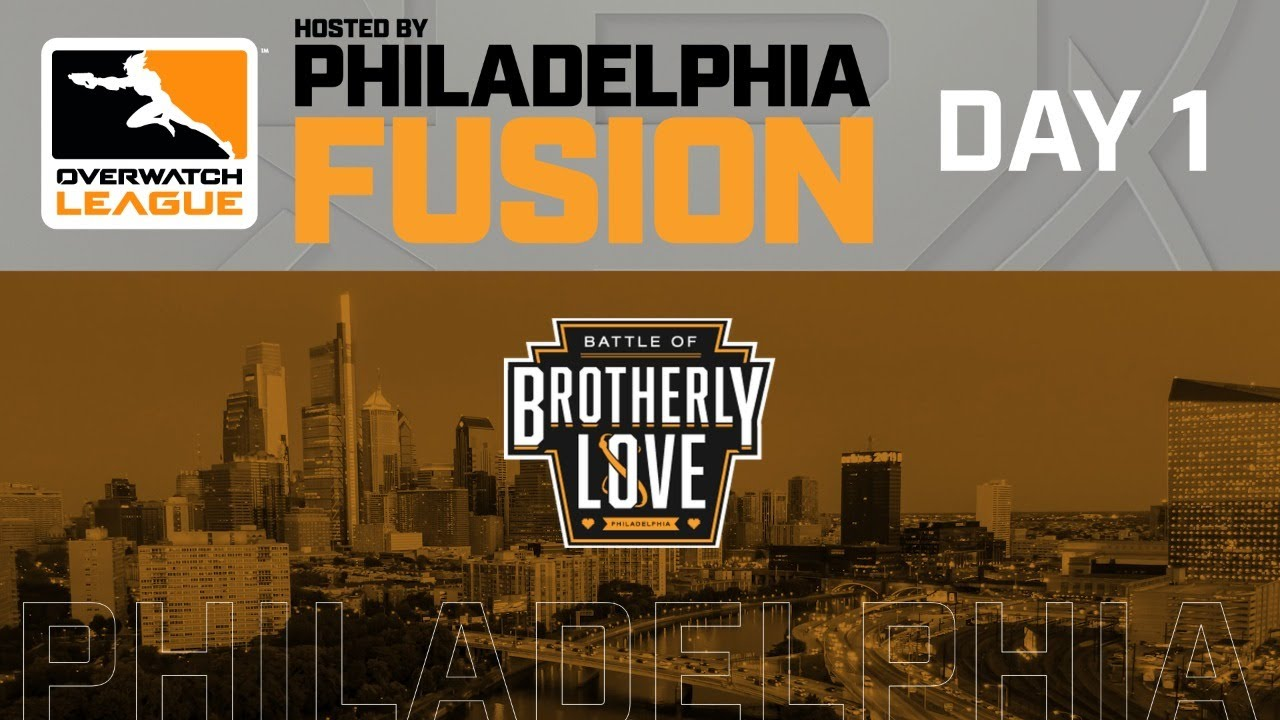Overwatch League 2020 Season   Hosted By Philadelphia Fusion   Day 1 thumbnail