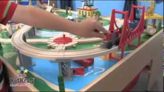 Kidkraft Watefall Mountain Train Table & Set - Item 17850