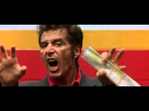 Un Domingo Cualquiera Discurso De Al Pacino En Hd Youtube