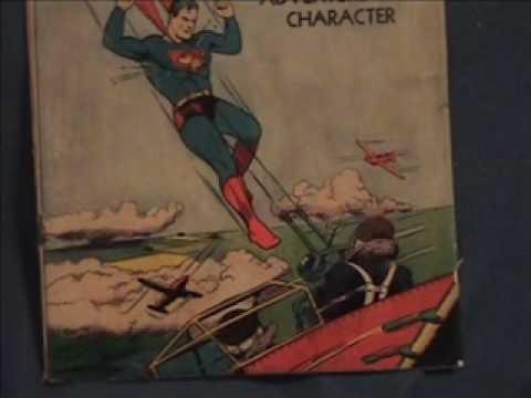 Comic collection - Superman # 7 - GoldenAge part 1