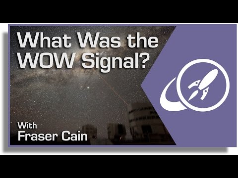 What Was The Wow Signal? The Most Interesting Signal SETI Ha