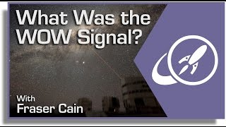 What Was The Wow Signal?