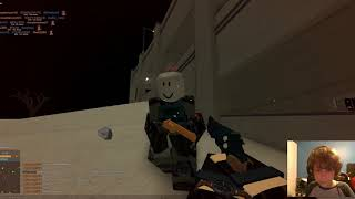 roblox phantom forces with lundaa (unedited) (warning)