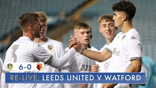 LIVE: Leeds United U23 v Watford U23: Professional Development League