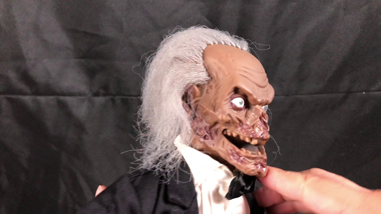 Tales From The Crypt 18 Crypt Keeper Doll