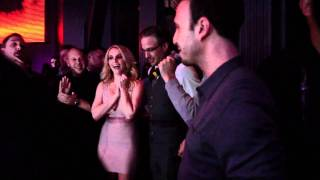 Britney Spears & Jason Trawick Engagement at Chateau Nightclub